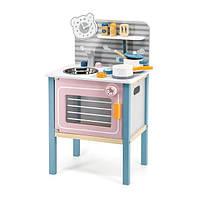 Детская кухня Viga Toys PolarB из дерева с посудой (44027), фото 1