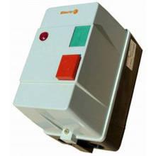 Пускатель 25А и реле в защитном корпусе Ue=380В/АС3 IP54 с индикатором
