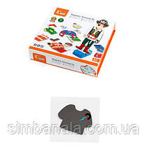 Набор магнитов Viga Toys Гардероб мальчика (50021VG)