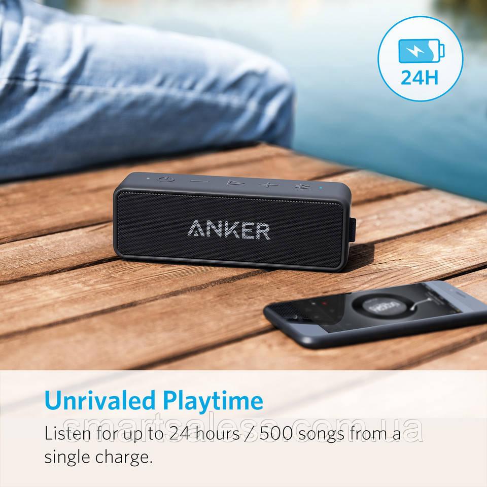 Портативная колонка Anker SoundCore 2 беспроводная Bluetooth
