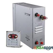 Парогенератор Coasts KSB150 380v с выносным пультом KS-300A (серого цвета), Парогенераторы, Китай, 380, 15 кВт
