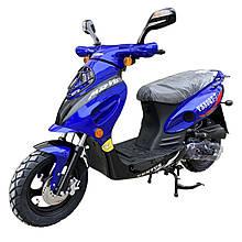 Скутер VENTUS VS80QT-7 80 см3 синий