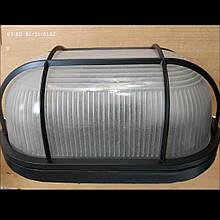 Уличный светильник MAGNUM MIF 022 100W E27 черный с решеткой