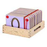 Обучающий набор Viga Toys Учимся писать цифры (50339), фото 1