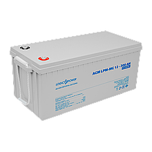 Аккумулятор мультигелевый AGM LPM-MG 12V - 200 Ah