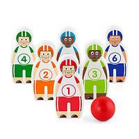 Игровой набор Viga Toys Боулинг (50666)