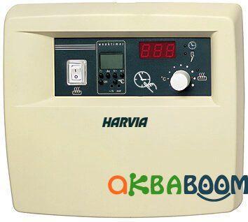 Пульт управления для электрокаменки HARVIA C150VKK, Пульт управления для электрокаменки, Финляндия, Без
