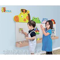 Набор магнитных досок для детей Viga Toys №6 (50776)