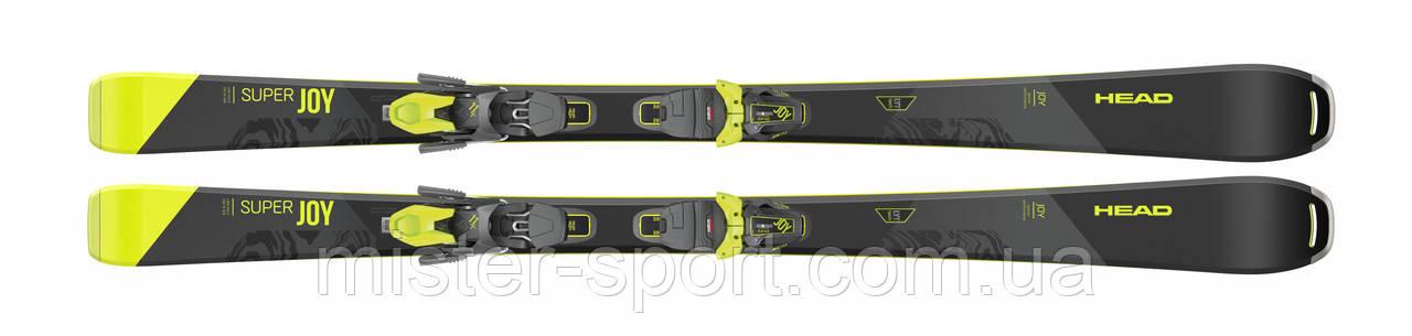 Лыжи HEAD Super Joy + Крепление JOY 11 SLR 2021