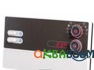Пульт управления Sentiotec Pro C2 (1-015-448), Пульт управления для электрокаменки, Австрия, Без