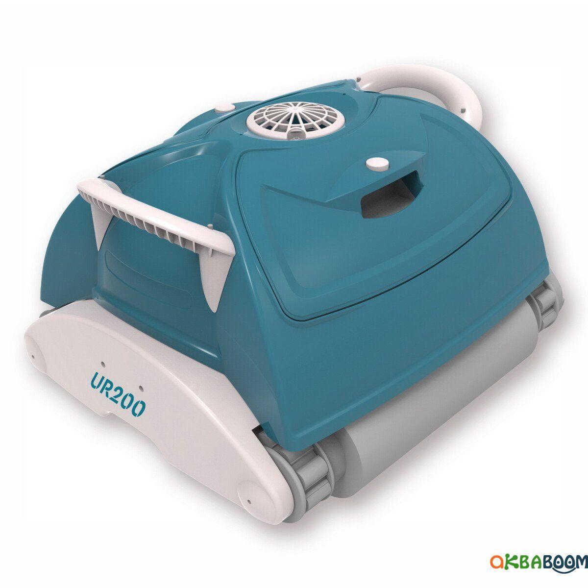 Пылесос Aquabot UR400, Робот-пылесос, Очистка дна/стен/ватерлинии, 60 - 80, Израиль