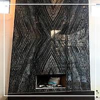 Букматч - мраморный каминный портал в современном стиле: цена, фото., фото 1