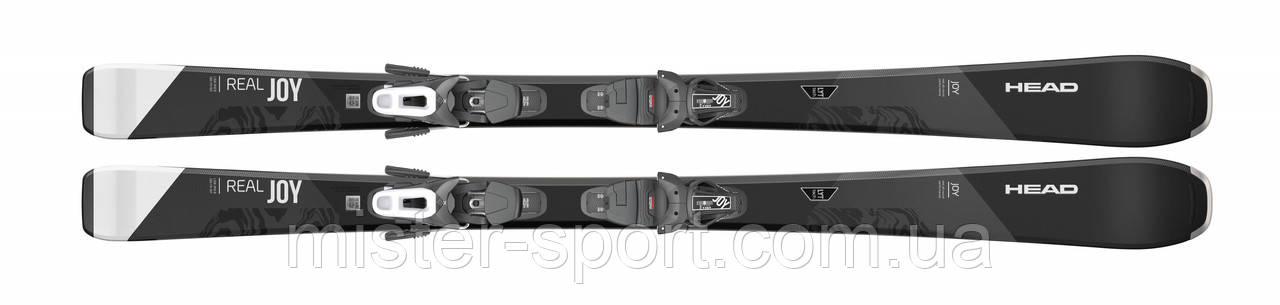 Лыжи HEAD Real Joy + Крепление JOY 9 SLR 2021