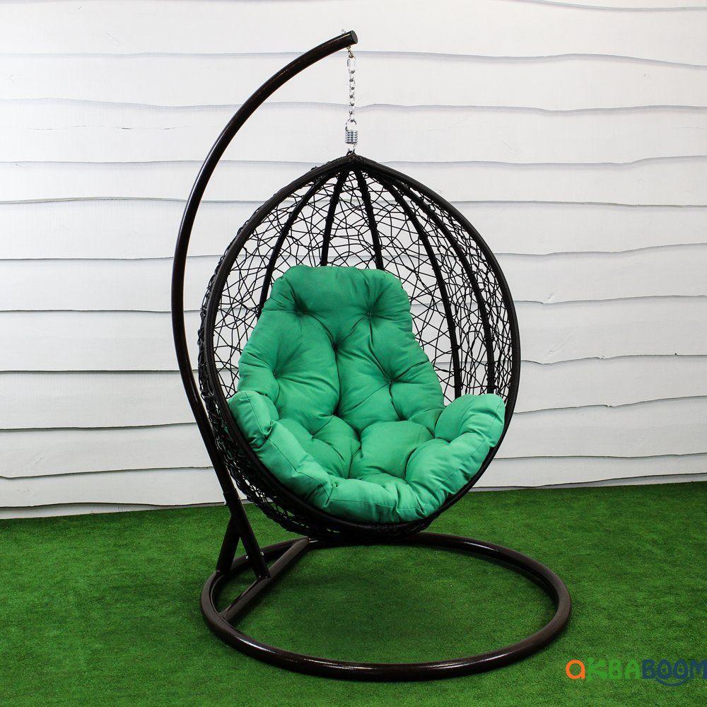 """Подвесное кресло кокон """"Наоми"""" (Арт.-101), Садовая мебель из искусственного ротанга"""