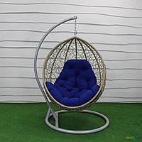 """Подвесное кресло кокон """"Наоми"""" (Арт.-104), Садовая мебель из искусственного ротанга"""