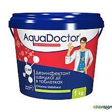 Шоковый хлор в таблетках Aquadoctor C60Т (1 кг)