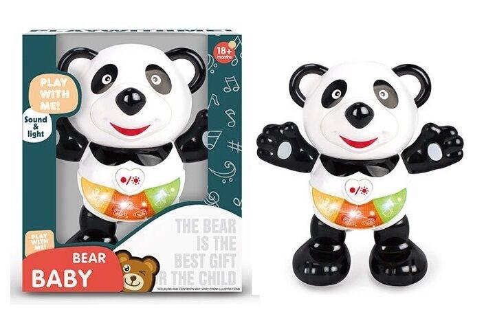 Музыкальный интерактивная панда (3004 A)