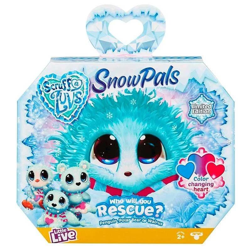 """Мягкая игрушка-сюрприз """"Няшка потеряшка"""" Snow Pals (43948)"""