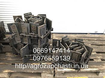 Транспортер скребковый зернометателя ЗМ-60 (комплект)