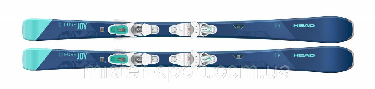 Лыжи HEAD Pure Joy + Крепление JOY 9 SLR 2021