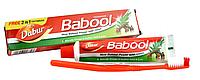 Зубная паста Dabur Babool 90г + щетка