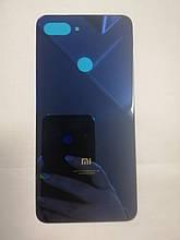 Задняя крышка Xiaomi Mi 8 Lite Blue