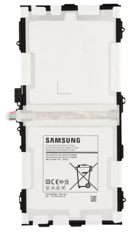 Акумулятор (Батарея) для планшета Samsung T800 Galaxy Tab S EB-BT800FBE (7900 mAh)