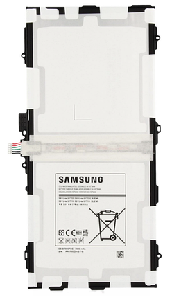 Акумулятор (Батарея) для планшета Samsung T800 Galaxy Tab S EB-BT800FBE (7900 mAh), фото 2