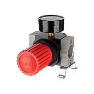 """Регулятор давления 3/4"""", 1-16 бар, 4500 л/мин, профессиональный INTERTOOL PT-1427, фото 4"""