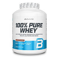 Сывороточный протеин 100% Pure Whey BioTech 2,27кг (Шоколад)
