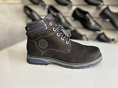 Мужские зимние ботинки KaDar размеры 38,39,40,41,42,43,44-45