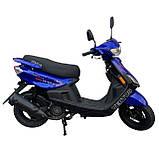 Скутер VENTUS VS125T-4 125 см3 синий, фото 4