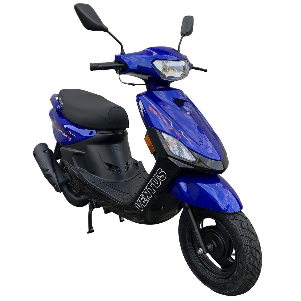 Скутер VENTUS VS125T-4 125 см3 синий