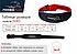Пояс для важкої атлетики PowerPlay 5085 Чорно-Червоний S, фото 8