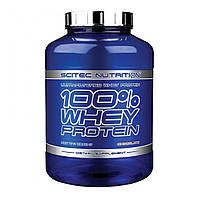 Сывороточный протеин 100% Whey Protein Scitec Nutrition (2.350 гр.) Шоколад