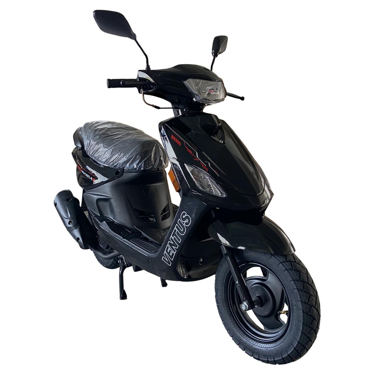 Скутер VENTUS VS125T-4 125 см3 чёрный