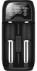 Зарядний пристрій універсальний Videx VCH-UD200