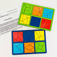 Склади квадрат Нікітіна 3 рівень, фото 1