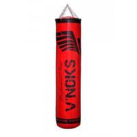 Боксерский мешок V`Noks Gel Red 1.5 м, 50-60 кг