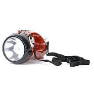 Фонарь аккумуляторный 1 LED, 1 Вт INTERTOOL LB-0103, фото 7