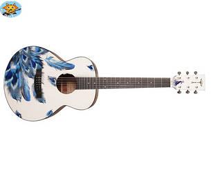 Электроакустическая гитара Tyma V-3 Plume