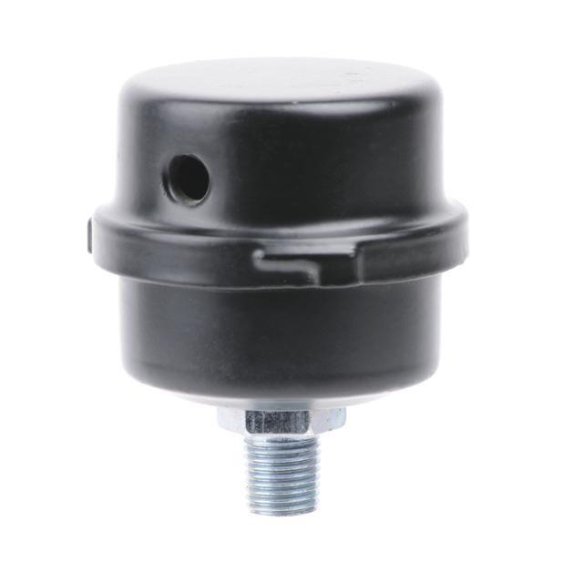 Воздушный фильтр для компрессора металлический корпус PT-0022 INTERTOOL PT-9073
