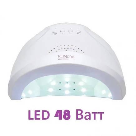 Ультрафіолетова лампа для нігтів SUN one 48 Вт, фото 2