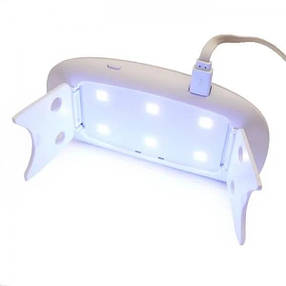 Ультрафіолетова лампа для нігтів SUN mini, фото 2