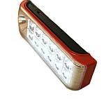 Светодиодный аккумуляторный фонарь KQ-6116, фото 2