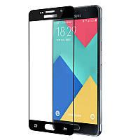 Защитное стекло для Samsung Galaxy J5 2015 J500 черный, фото 1