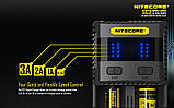 NITECORE INTELLICHARGER SC2 SUPERB CHARGER, фото 5