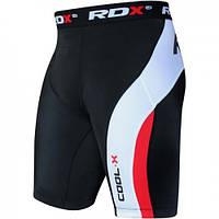 Шорты MMA компрессионные RDX New XL, фото 1
