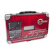 Профессиональный набор инструментов INTERTOOL ET-7101, фото 7
