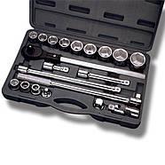 Профессиональный набор инструментов INTERTOOL ET-6023, фото 4